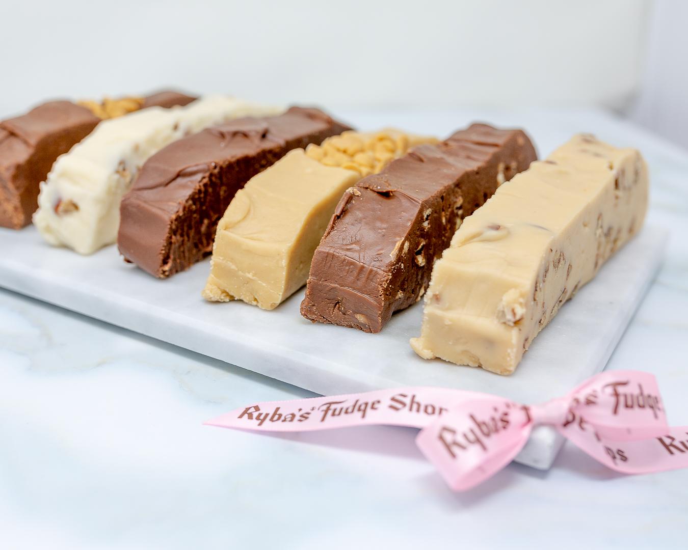 Ryba's Fudge Shops Mackinac Island Fudge