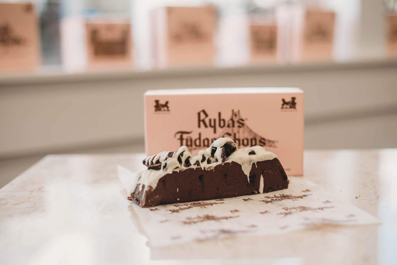 Rybas Fudge Shops Oreo Fudge
