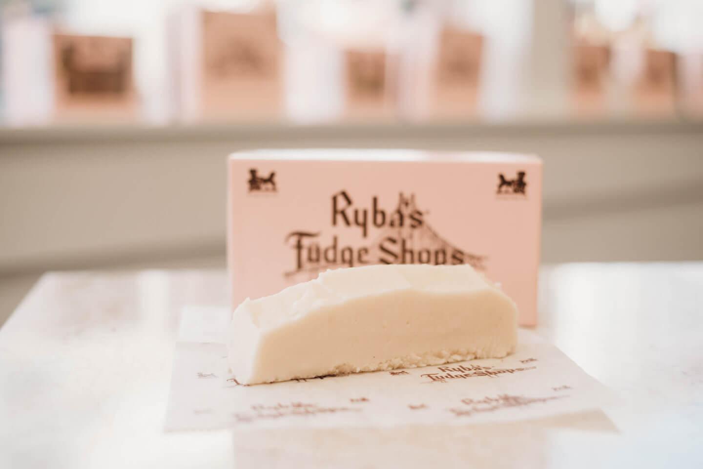 Rybas Fudge Shops Vanilla Fudge
