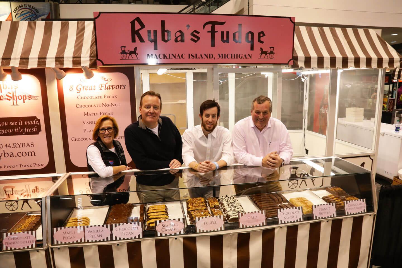 Ryba's Fudge Shops Staff