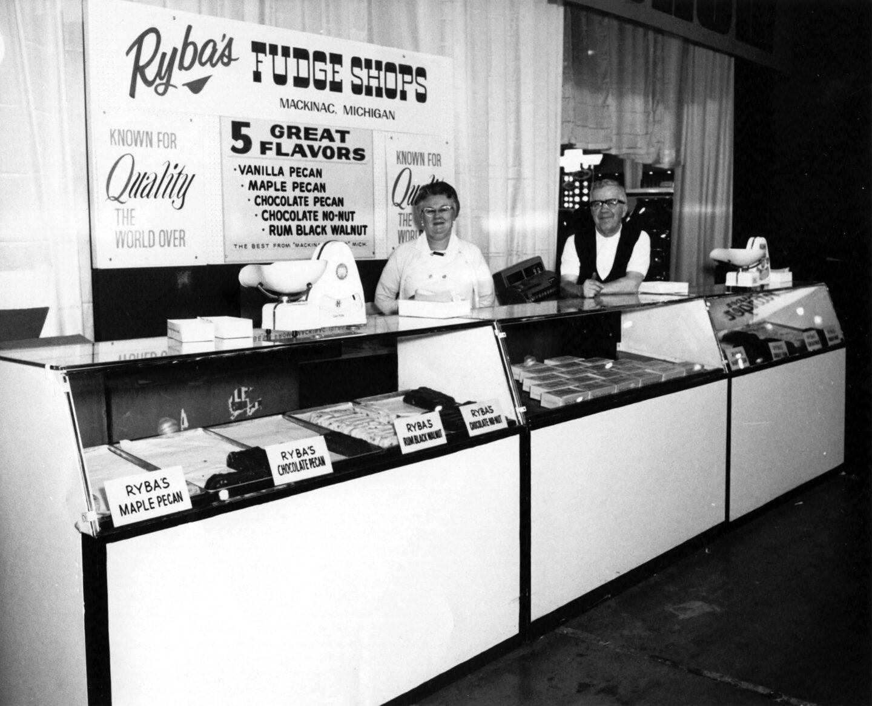 Ryba's Fudge Shops employees