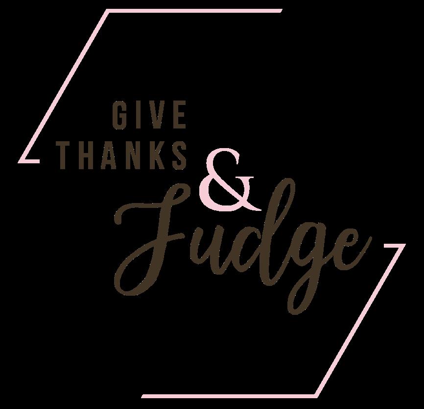 Give Thanks & Fudge